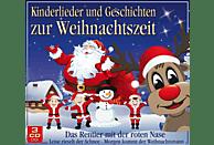 VARIOUS - Kinderlieder U.Geschichten Zu - (CD)