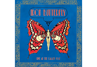 Iron Butterfly - Live At Galaxy 1967  - (Vinyl)