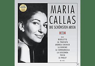 Maria Callas - Die Schönsten Arien-180gr Vinyl  - (Vinyl)