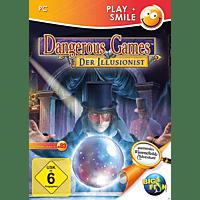 Dangerous Games: Der Illusionist - [PC]