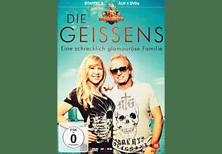 Die Geissens - Eine schrecklich glamouröse Familie : Staffel 9 DVD