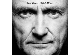 Phil Collins - Face Value  - (Vinyl)