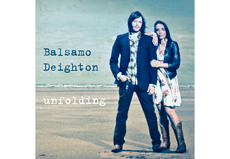 Balsamo Deighton - Unfolding  - (CD)