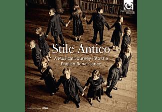 Stile Antico, VARIOUS - Englische Renaissancemusik  - (CD)