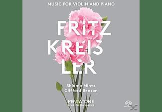 Shlomo Mintz, Clifford Benson - Musik Für Violine Und Klavier  - (SACD)