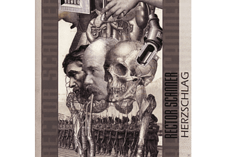 Rector Scanner - Herzschlag  - (CD)
