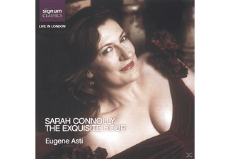 Sarah Connolly - The Exquisite Hour/Recital - (CD)