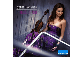 Kristina Fialova - Introduction - (CD)
