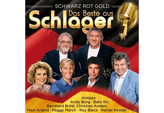 VARIOUS - Das Beste Aus Schlager-Schwa  - (CD)