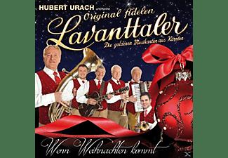 Hubert Und Seine Original Fidelen Lavanttaler Urach - Wenn Weihnachten Kommt  - (CD)