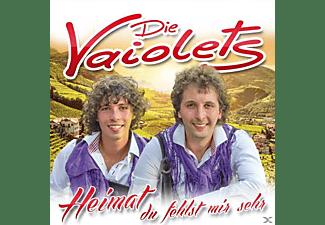 Die Vaiolets - Heimat Du Fehlst Mir Sehr  - (CD)