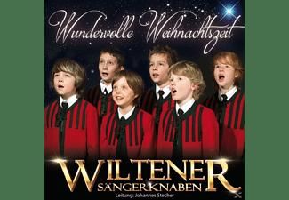 Wiltener Sängerknaben - Wundervolle Weihnachtszeit  - (CD)