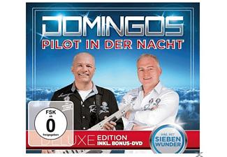 Die Domingos - Pilot In Der Nacht-Deluxe Ed  - (CD + DVD Video)