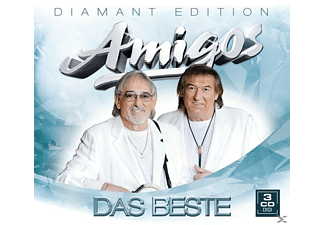 Die Amigos - Das Beste-Diamant Edition  - (CD)