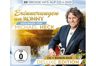 Michael Heck - Erinnerungen An Ronny-Deluxe  - (CD + DVD Video)
