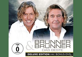 Brunner & Brunner - Das Beste-Deluxe Edition  - (CD + DVD Video)