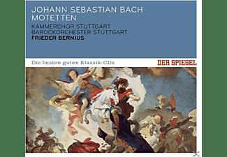 Barockorchester Stuttgart - Spiegel: Die Besten Guten-Motetten  - (CD)