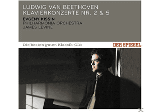 Evgeny Kissin, The Philharmonia Orchestra - Spiegel:Die Besten Guten-Piano Ctos.2+5  - (CD)