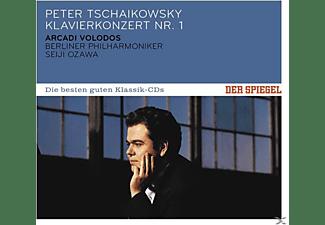 Arcadi Volodos, Berliner Philharmoniker - Spiegel:Die Besten Guten-Piano Works  - (CD)