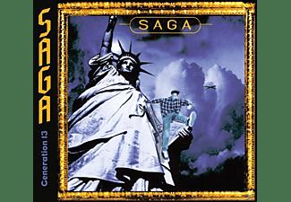 Saga - Generation 13 (2015 Edition)  - (CD)
