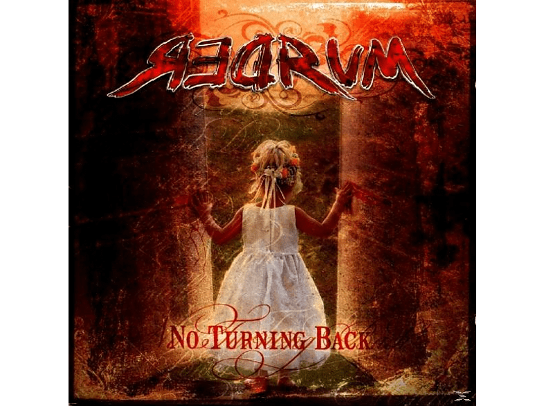 Redrum - No Turning Back [CD]