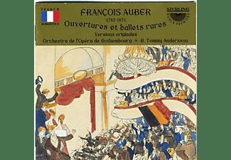 Tommy Andersson, Auber - Auber Ouvert.+Ballettwerke  - (CD)
