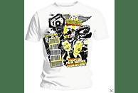 Another Dimension (T-Shirt, Weiss, Größe L)