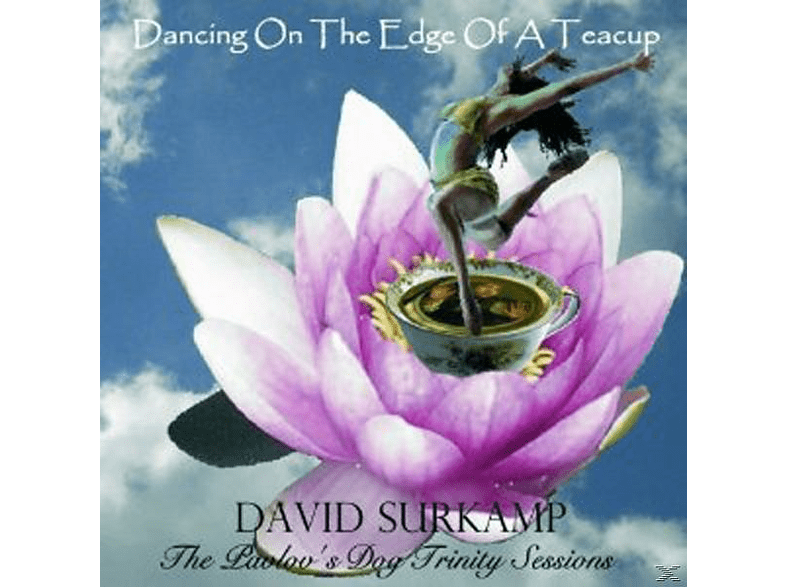 David Surkamp - DANCING ON THE EDGE OF A TEACUP [CD]