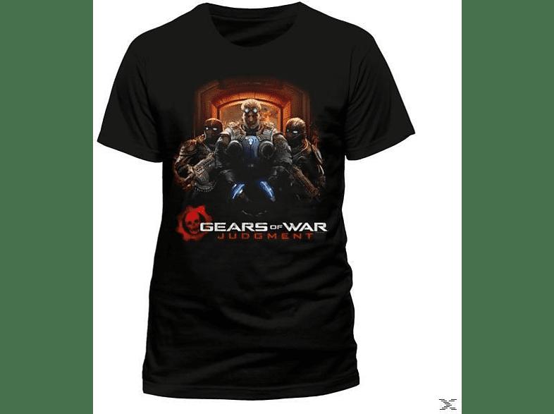 Poster Art (T-Shirt, Schwarz, Größe S)