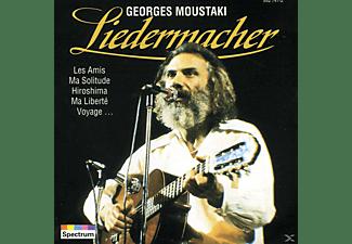 Georges Moustaki - LIEDERMACHER  - (CD)
