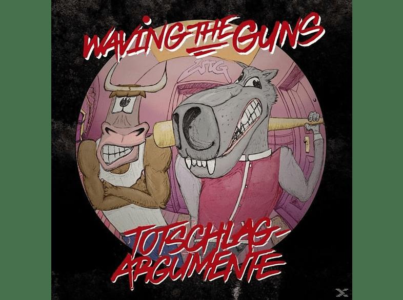Waving The Guns - Totschlagargumente (Lim.Ed.+Download, Sticker) [Vinyl]