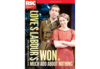Royal Shakespeare Company - Love's Labour's Won  - (DVD)