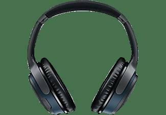 BOSE SoundLink around-ear wireless headphones II, Over-ear Kopfhörer Bluetooth Schwarz/Blau
