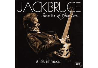 Jack Bruce - Sunshine Of Your Love: A Life In Music  - (CD)