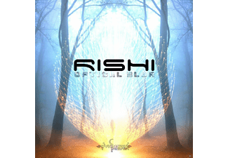 Rishi - Optical Blur  - (CD)