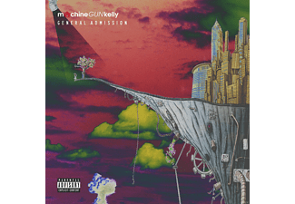 Machine Gun Kelly, VARIOUS - General Admission (Deluxe Edt.)  - (CD)