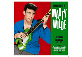 Marty Wilde - Very Best Of  - (CD)