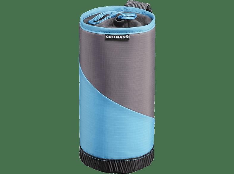 CULLMANN 98634 Lens Container L Objektivtasche , Cyan/Grau