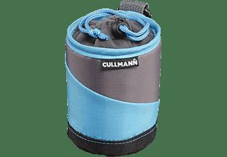 CULLMANN 98632 Lens Container S Objektivtasche, Cyan/Grau