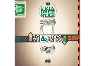 Feindrehstar - Love & Hoppiness  - (CD)
