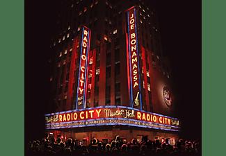 Joe Bonamassa - Live at Radio City Music Hall (2lp 180 Gr.+Mp3)  - (LP + Download)