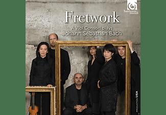 Fretwork, VARIOUS - Alio Modo/L'art De La Fuge/...  - (CD)
