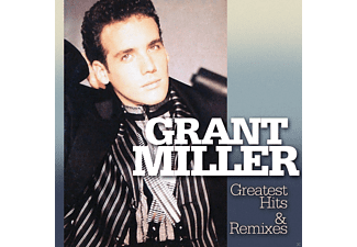 Grant Miller - Greatest Hits & Remixes  - (CD)