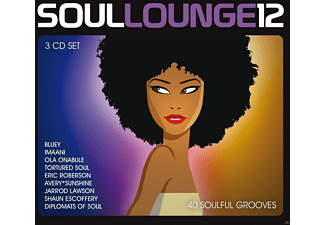 VARIOUS - Soul Lounge 12  - (CD)