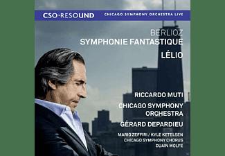 VARIOUS - Symphonie Fantastique  - (CD)