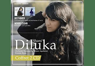 VARIOUS - Coffret Shani Diluka  - (CD)