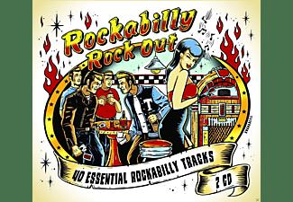 VARIOUS - Rockabilly Rockout  - (CD)