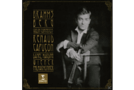 Renaud Capucon, Wiener Philharmoniker - Brahms & Berg: Violin Concertos [CD]