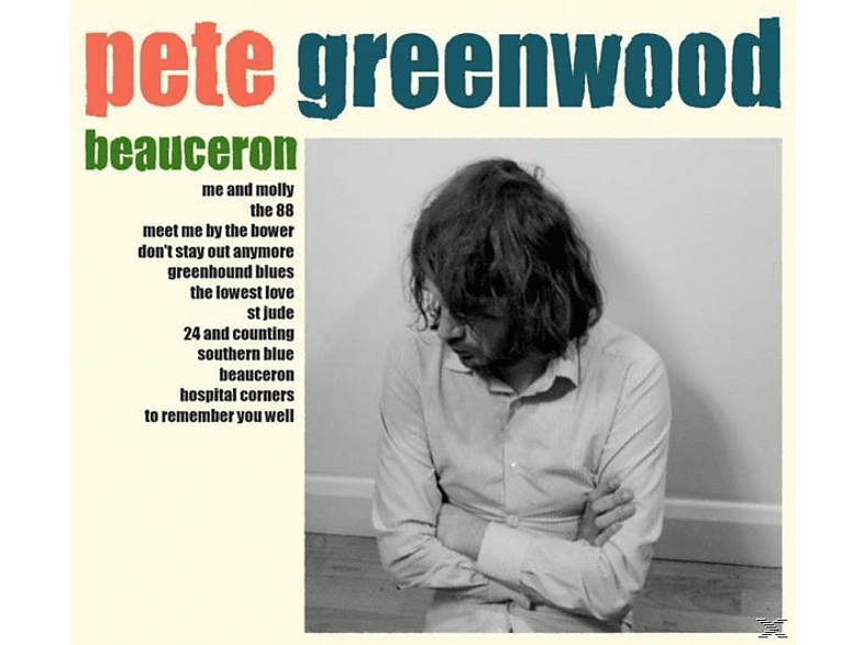 Pete Greenwood - Beauceron [CD]