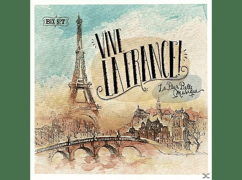 VARIOUS - Vive La France! La Plus Belle Musique [CD]